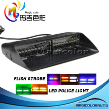 Good Quality Super Bright 48W 16 pcs led Viper S2 Federal LED Police Strobe Signal Light