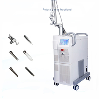 Beauty equipment fractional co2 laser, stretch mark removal device vaginal tightening machine