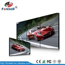 47 inch Ultra Narrow Bezel 4.9mm LCD Video Wall Screen