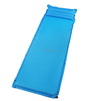Leisure Automatic Inflating Folding Camping Mattress with pillow