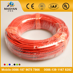 high temperature resistant teflon insulated cables electric