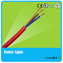 300/300V AVRB Copper conductor twisted parallel flexible wire,pvc coated copper wire