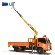 Advanced Technique Small Lifting Magnet Crane