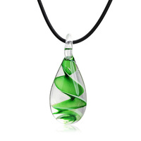 MSYO Brand Fashionable Spring Murano Glass Necklace