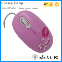 3D water transfer printing normal size computer mouse