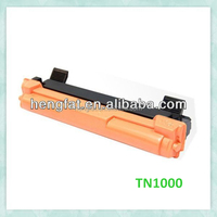 printers cartridges, Compatible toner cartridge TN1000 for brother from 24 years factory
