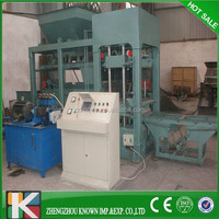 High quality hydraform red clay mud brick making machine for sale