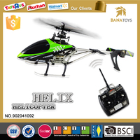 Best Gift For Kids! 2.4G 4 Channel RC Airplane/ RC Helicopter