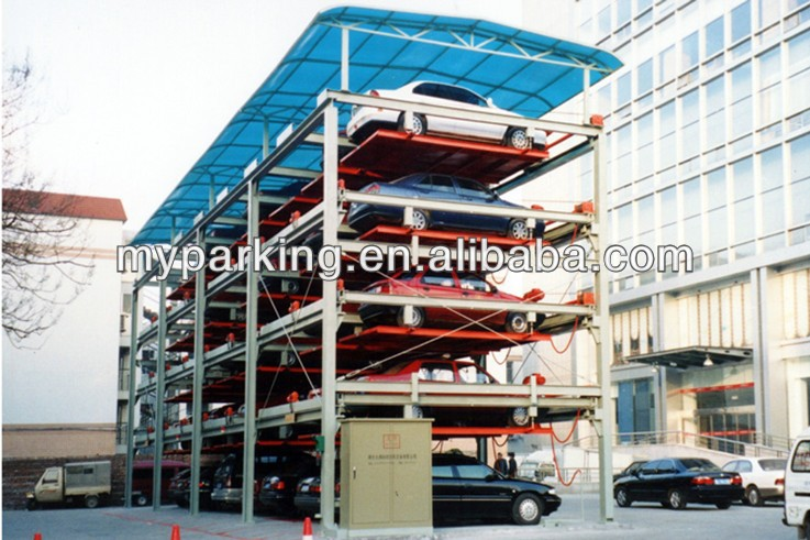 High Quality Automatic Smart Car Parking System Manufacturers
