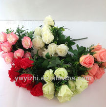 Artificial description rose flower