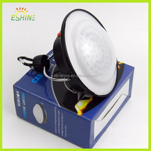 unique design solar reading led lamp,camping light