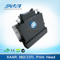 Best Price!!!! wit color larget format printer xaar 382 35pl print head