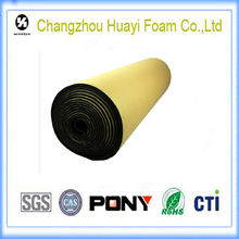 car Automotive sound-absorbing sponge self adhesive sound insulation foam