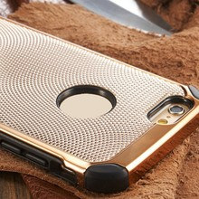 2016 New Products Ultra slim Genuine Leather Mobile Phone Case with Card Holder for iPhone 6 Case for iPhone 6s Case