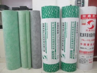 Finished Products (for Polythene & Polypropylene Waterproof Membrane)
