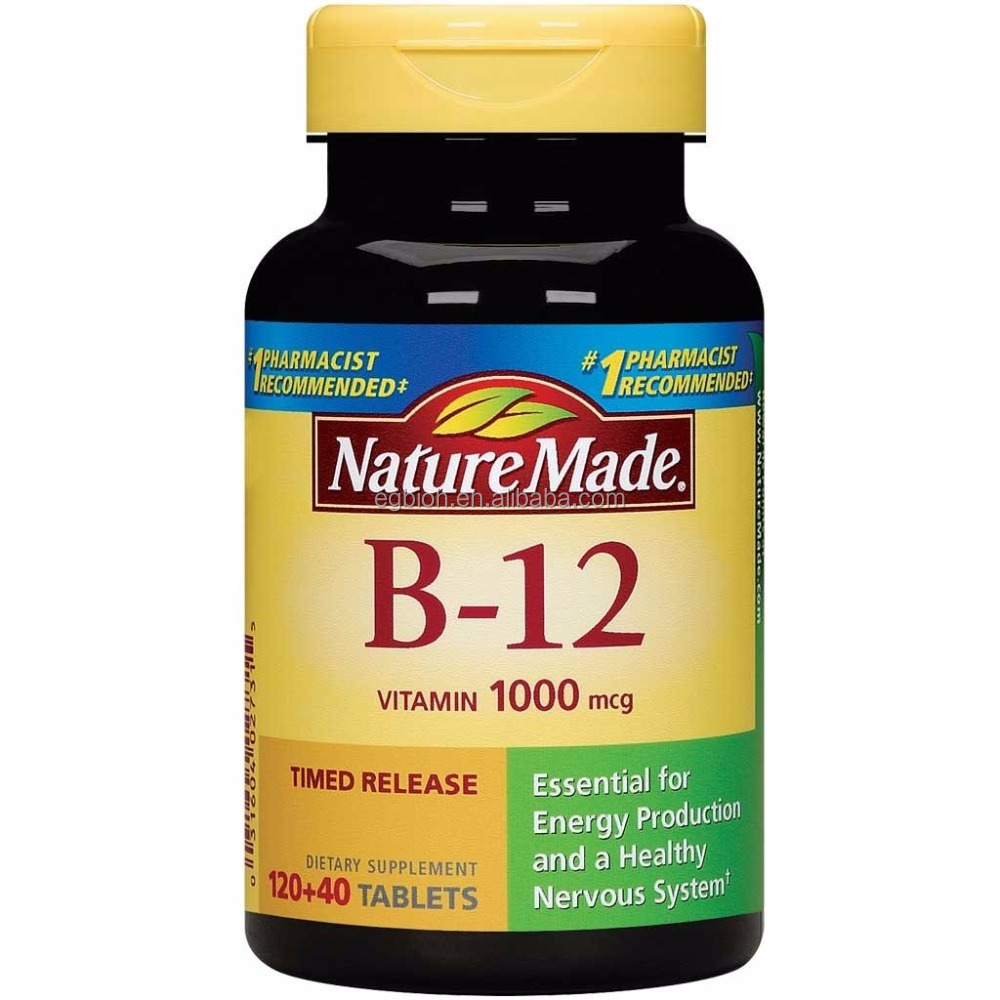 GMP certificated Vitamin B12 Tablet