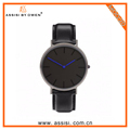New arrival fashion leather watch, classics wrist watch, OEM watch