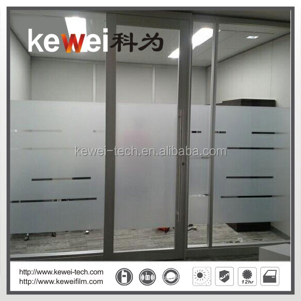 Decorative Frosted Window Film Sliding Glass Doors Matte White   Buy  Frosted Window Film,Frosted Window Film,Decorative Film Product On  Alibaba.com