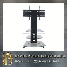 sheet metal fabricated electric tv bracket ceiling mount products