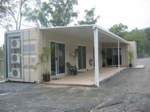 Most popular high quality prefab shipping container house