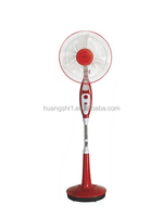 Cheap Price Industrial Noiseless Rechargeable Electric Standing Fan Without Water