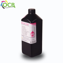 Waterproof Dry Offset Printing Led UV Stamp Ink For Epson DX7 DX5 Price Of Flexo Ink