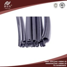100% profil busa EPDM karet seal strip