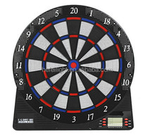 100% safety electronic dartboard
