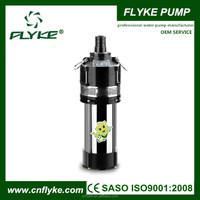 2HP hot sale high pressure multistage submersible agricultural irrigation water pump