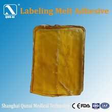 Alibaba High Quality factory offer best price melt adhesives glue labeling tapes adhesive