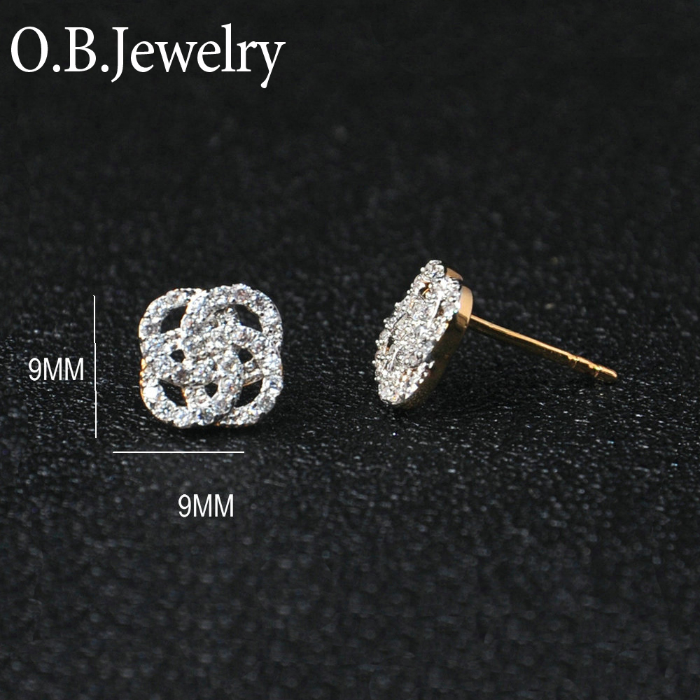 Fashion Stud Ladies Earrings Designs Pictures