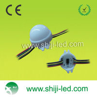 30mm point source led waterproof dome ws2801