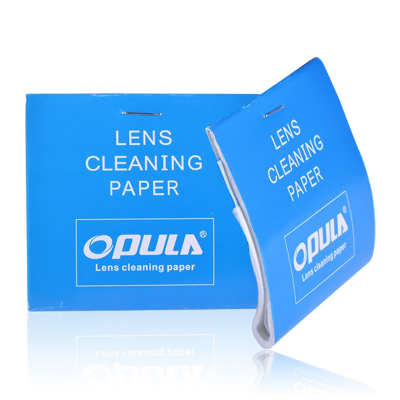 OPULA Welcomed in aboard market 5 in 1 Kraft paper box useful cleaning kit for cleaning digital camera cleaning set