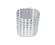 Decorations for Napkin and Sashes Crystal Napkin Rings Wholesale