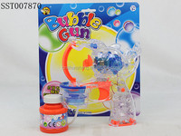 Bubble Gun With Light And Sound,bubble gun