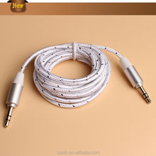 High Purity Copper 2 Core Shielded Speaker Audio Cable From China
