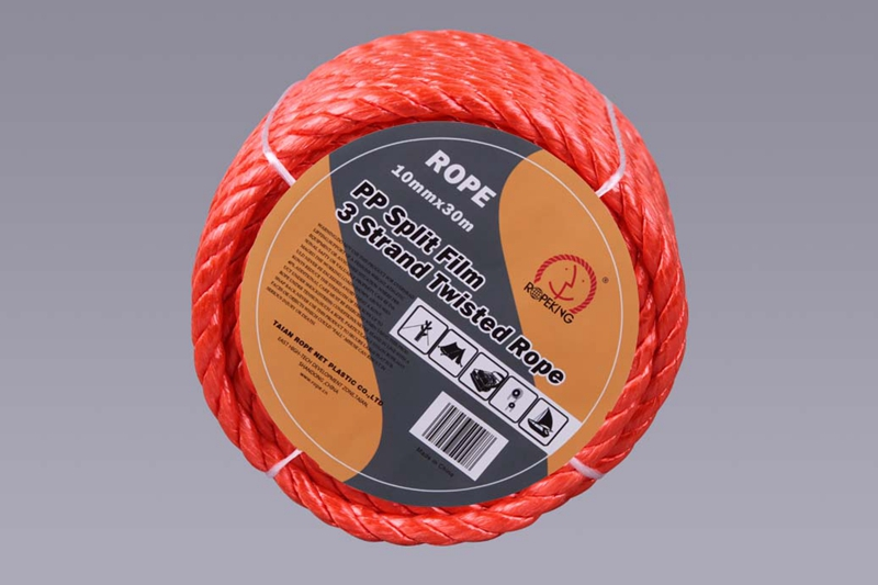 PP/PE/Nylon/Cotton Rope mfp solid braid rope