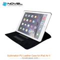 Pu leather case skin cover pouch for iPad Air 2