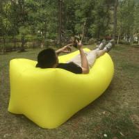 Hot Summer Popular Inflatable Square Sleeping