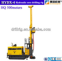Track mounted diamond core drilling rig HYDX-4