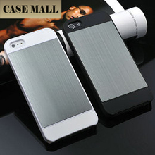 CaseMall 2015 promotional gift Aluminum + PC case for iphone 5 5s 5g high quality phone case