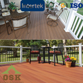 Easy installation anti-impact durable 135*25mm outdoor decking