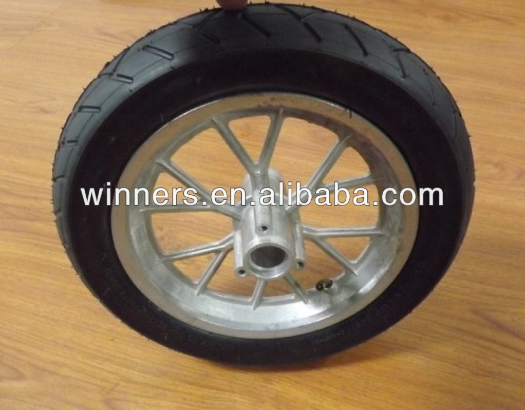 12 inch bicycle alloy wheel