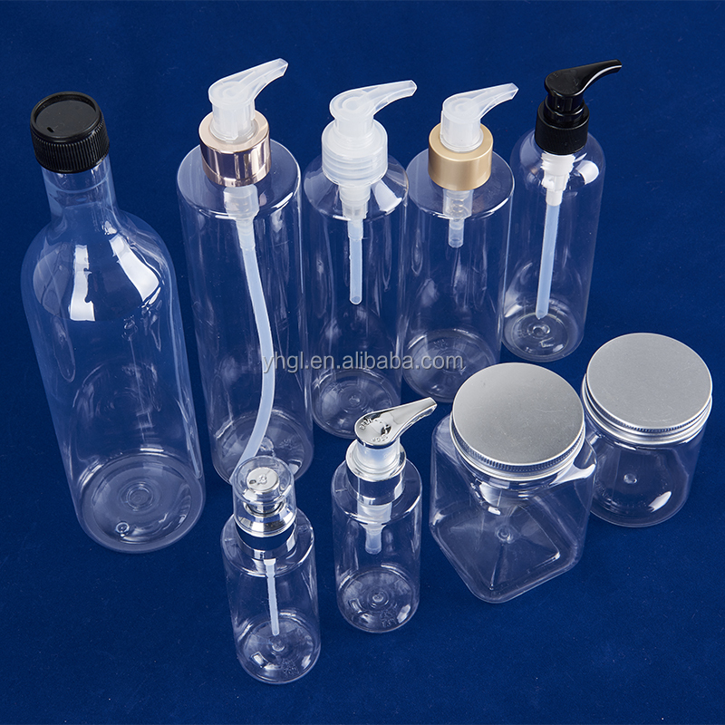 350ml empty mineral water use PET plastic bottle supplier