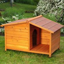 Outdoor Weather Winter Proof Wooden Dog Kennel Large Pet House