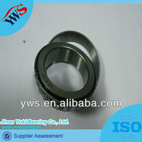 Good quality Chrome steel tapered roller bearings 31319
