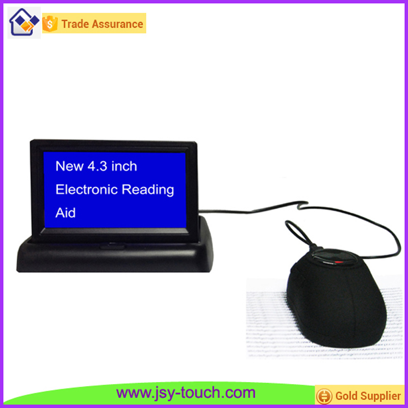 4.3 inch Desktop Portable Video Magnification Reading Magnifiers for Visual Impairment