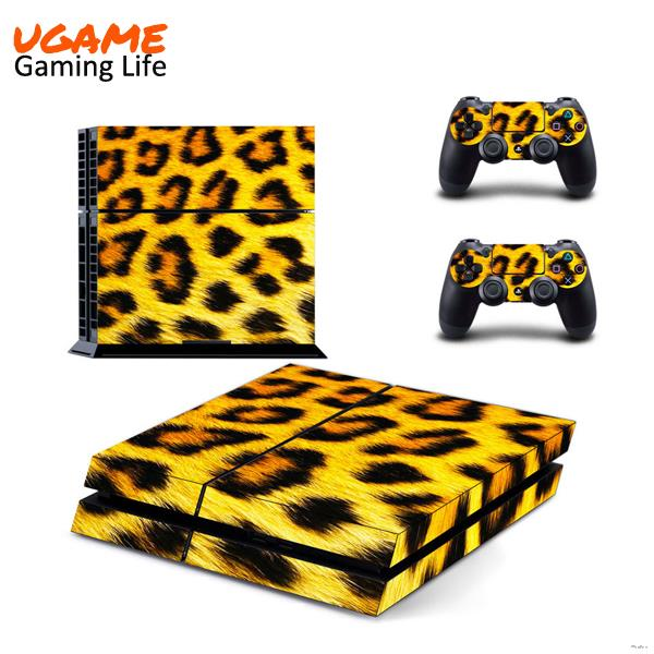 good quality for ps4 vinyl sticker with cheap price