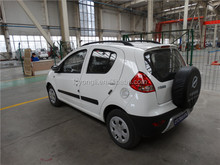 4 doors 4 seater suv electric car with safety airbag