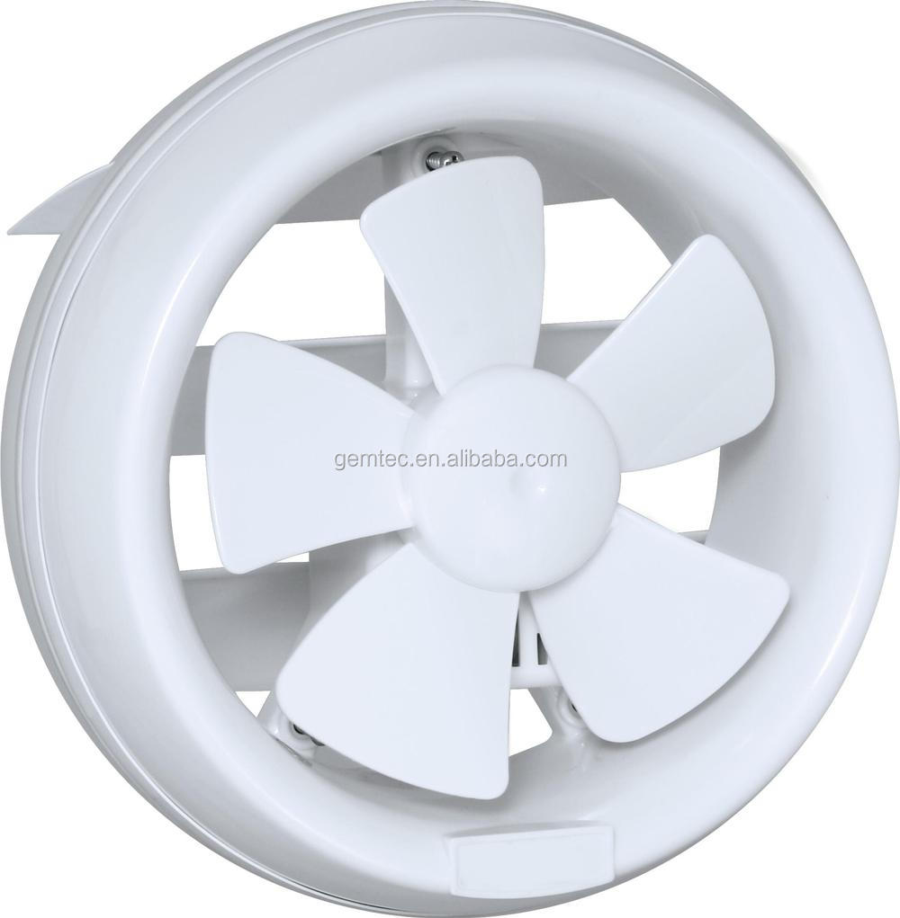 6 inch factory shami glass window mounted round exhaust for 12 inch window exhaust fan